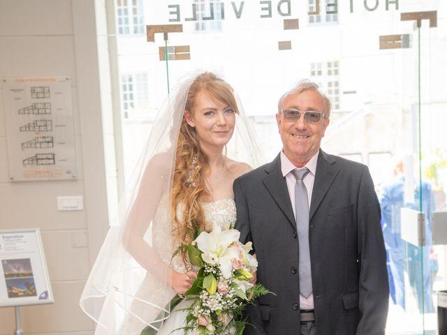 Le mariage de Adrien et Ophélie à Blois, Loir-et-Cher 12