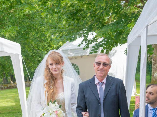 Le mariage de Adrien et Ophélie à Blois, Loir-et-Cher 45