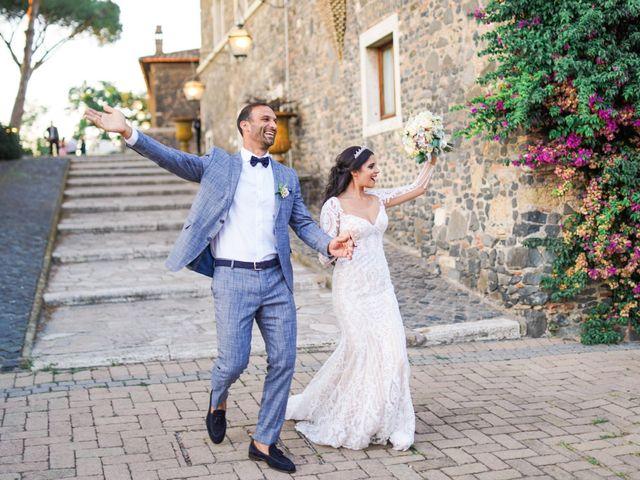 Le mariage de Elie et Maya à Lyon, Rhône 49