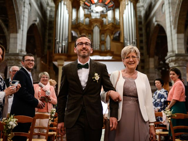 Le mariage de Benjamin et Myriam à Busnes, Pas-de-Calais 23