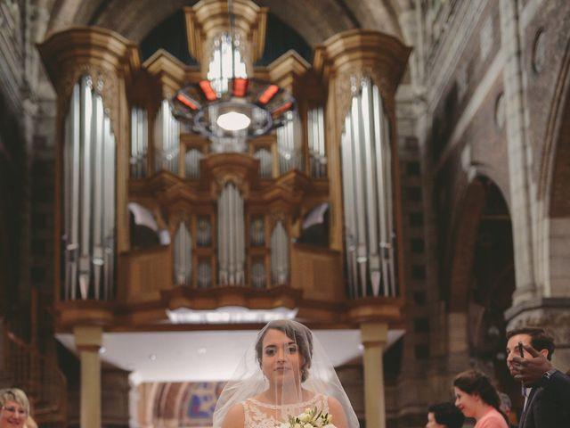 Le mariage de Benjamin et Myriam à Busnes, Pas-de-Calais 24