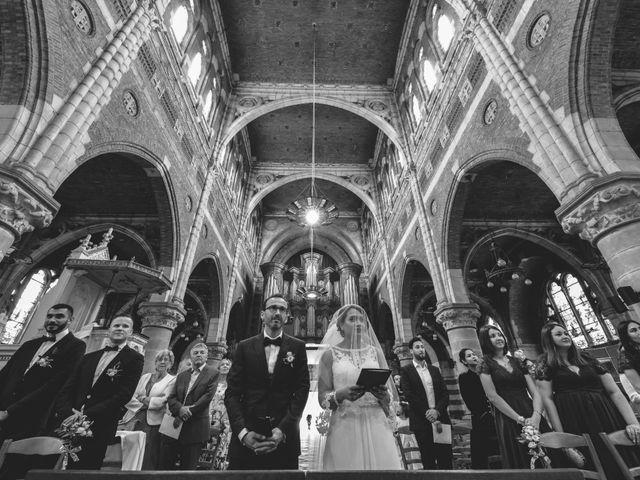 Le mariage de Benjamin et Myriam à Busnes, Pas-de-Calais 28