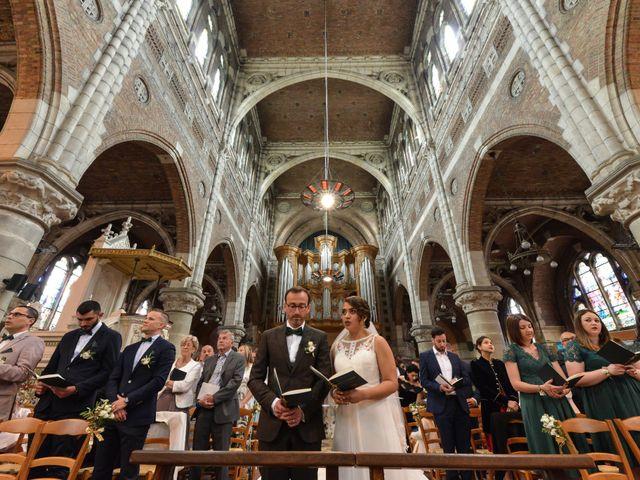 Le mariage de Benjamin et Myriam à Busnes, Pas-de-Calais 31