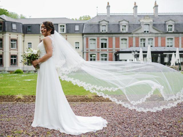 Le mariage de Benjamin et Myriam à Busnes, Pas-de-Calais 33