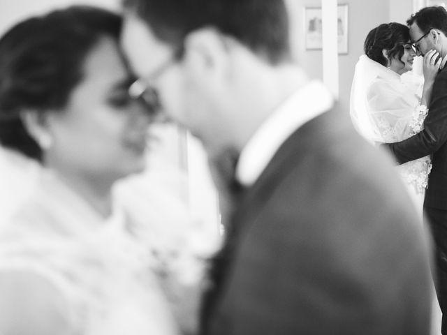 Le mariage de Benjamin et Myriam à Busnes, Pas-de-Calais 35