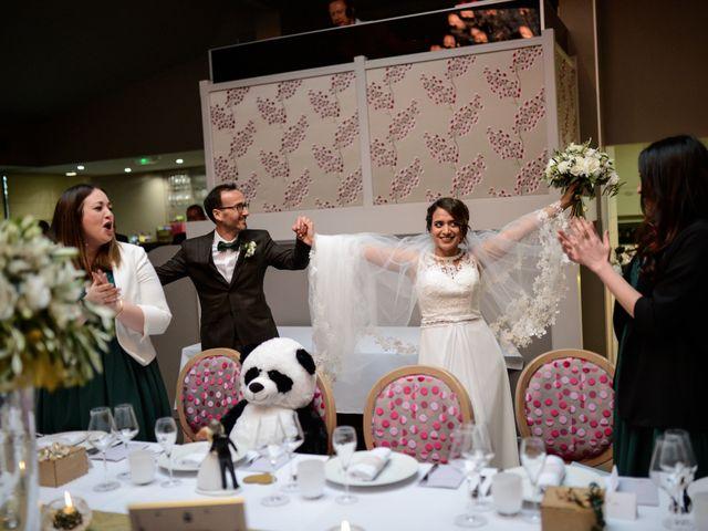 Le mariage de Benjamin et Myriam à Busnes, Pas-de-Calais 45