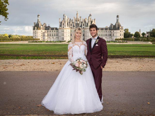 Le mariage de Justin et Audrey à Lailly-en-Val, Loiret 3