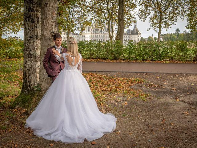 Le mariage de Justin et Audrey à Lailly-en-Val, Loiret 4
