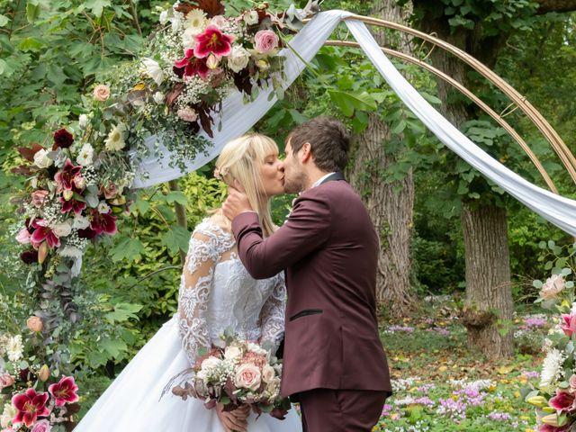 Le mariage de Justin et Audrey à Lailly-en-Val, Loiret 11