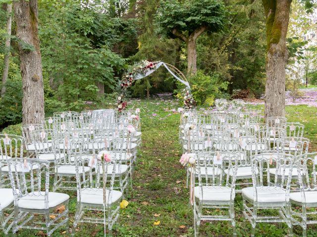 Le mariage de Justin et Audrey à Lailly-en-Val, Loiret 12