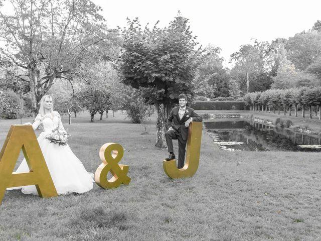 Le mariage de Justin et Audrey à Lailly-en-Val, Loiret 13