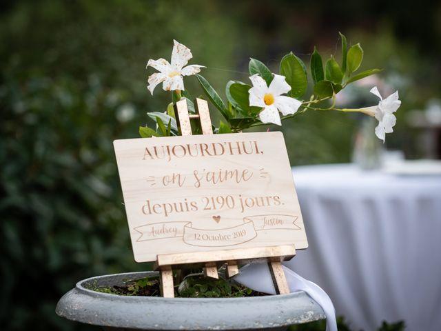Le mariage de Justin et Audrey à Lailly-en-Val, Loiret 19
