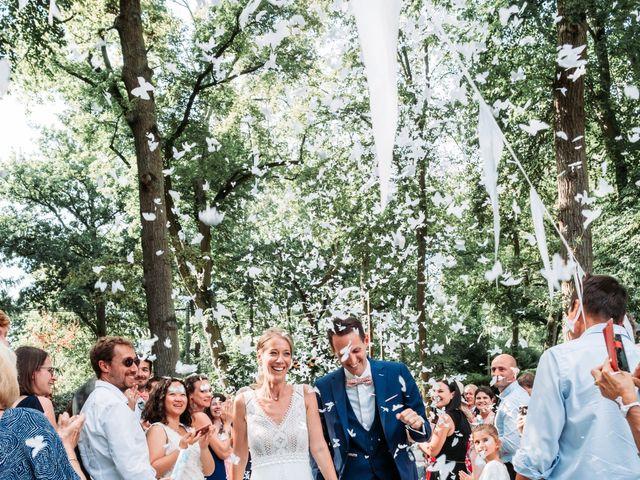 Le mariage de Antoine et Louise à Lamorlaye, Oise 7