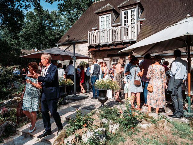 Le mariage de Antoine et Louise à Lamorlaye, Oise 9