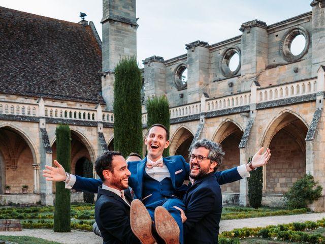 Le mariage de Antoine et Louise à Lamorlaye, Oise 12
