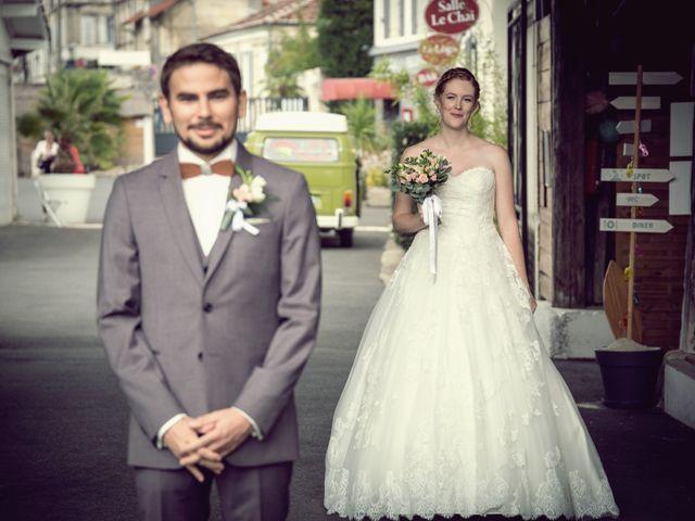 Le mariage de Olivier et Camille à Cognac, Charente 17