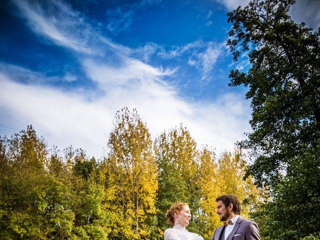 Le mariage de Olivier et Camille à Cognac, Charente 1