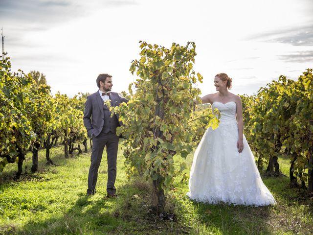 Le mariage de Olivier et Camille à Cognac, Charente 25