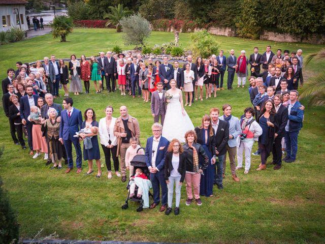 Le mariage de Olivier et Camille à Cognac, Charente 33