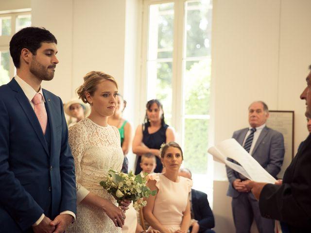 Le mariage de Hadrien et Marie-Caroline à Seilh, Haute-Garonne 18