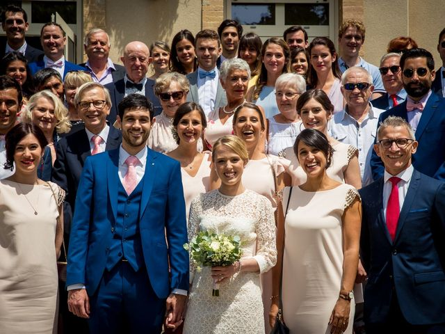 Le mariage de Hadrien et Marie-Caroline à Seilh, Haute-Garonne 22