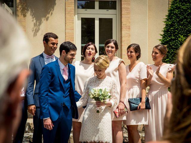 Le mariage de Hadrien et Marie-Caroline à Seilh, Haute-Garonne 23