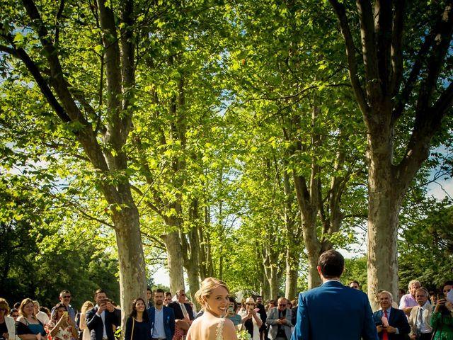 Le mariage de Hadrien et Marie-Caroline à Seilh, Haute-Garonne 43