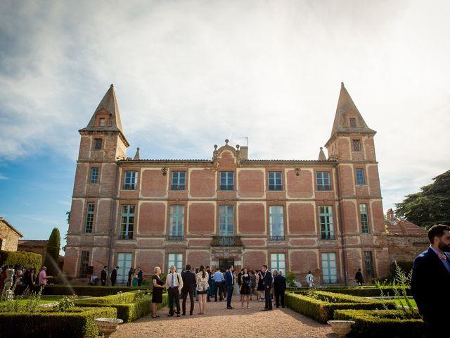 Le mariage de Hadrien et Marie-Caroline à Seilh, Haute-Garonne 50