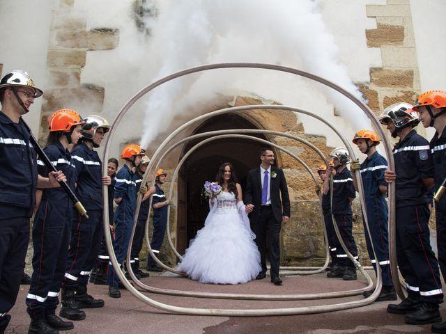 Le mariage de Jérémy et Priscilla à Rixheim, Haut Rhin 21