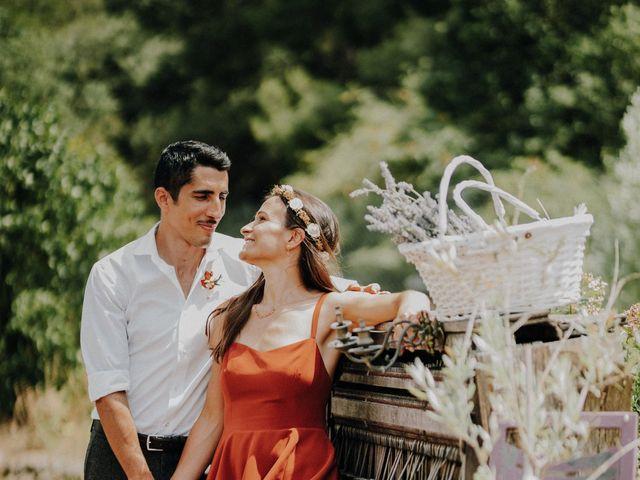 Le mariage de Thomas et Mathilde à Trets, Bouches-du-Rhône 1