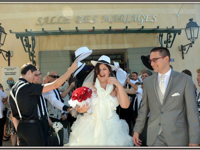 Le mariage de Aurélien et Fanny à La Seyne-sur-Mer, Var 8