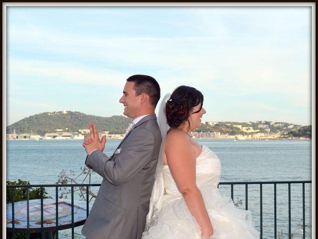 Le mariage de Aurélien et Fanny à La Seyne-sur-Mer, Var 18