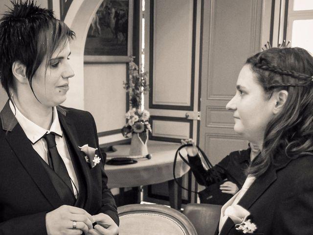 Le mariage de Sabrina et Emilie à Verneuil-sur-Avre, Eure 6