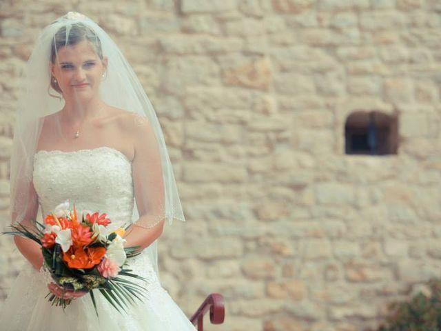 Le mariage de Alexandra et Yann  à Teyran, Hérault 2