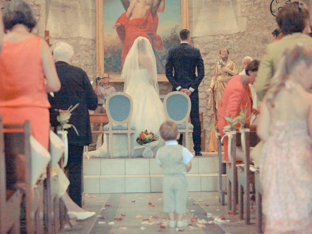 Le mariage de Alexandra et Yann  à Teyran, Hérault 3