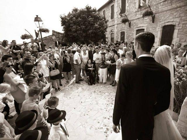 Le mariage de Alexandra et Yann  à Teyran, Hérault 7