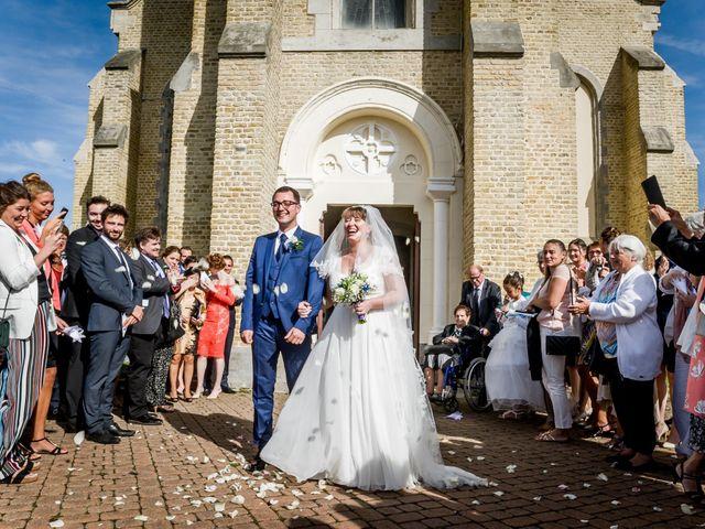 Le mariage de Mathieu et Camille à Sangatte, Pas-de-Calais 38