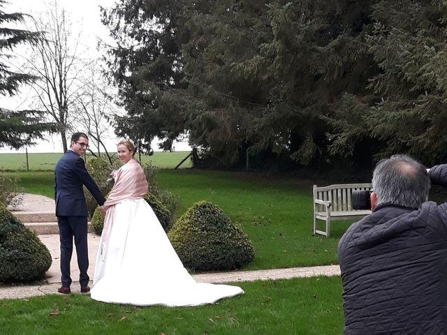 Le mariage de Loïc et Louise à Le Bocasse, Seine-Maritime 5