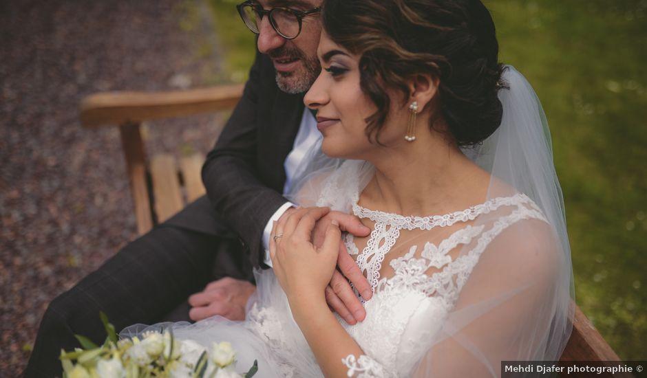 Le mariage de Benjamin et Myriam à Busnes, Pas-de-Calais
