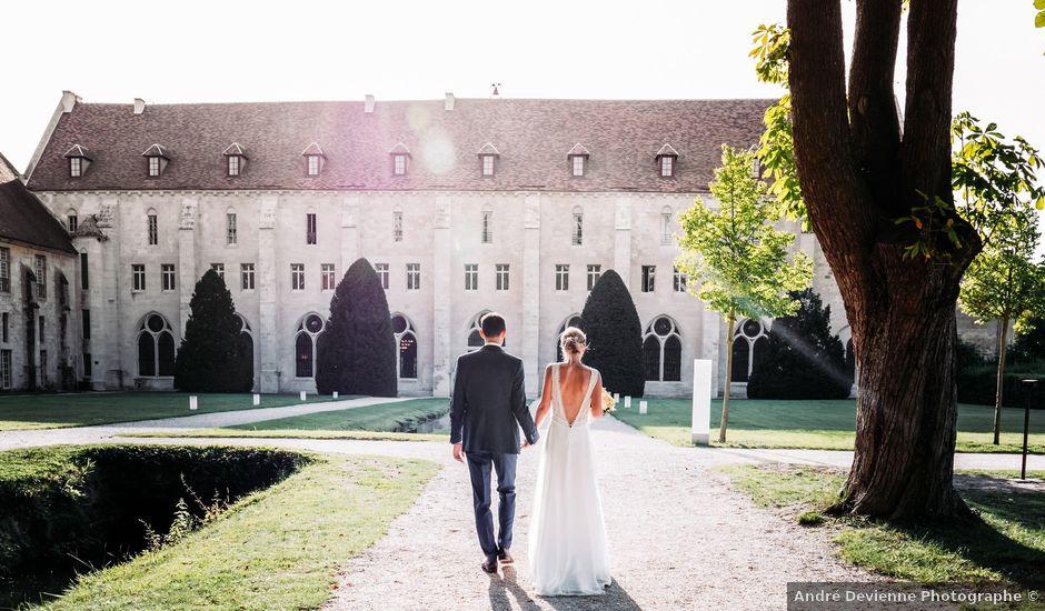 Le mariage de Antoine et Louise à Lamorlaye, Oise