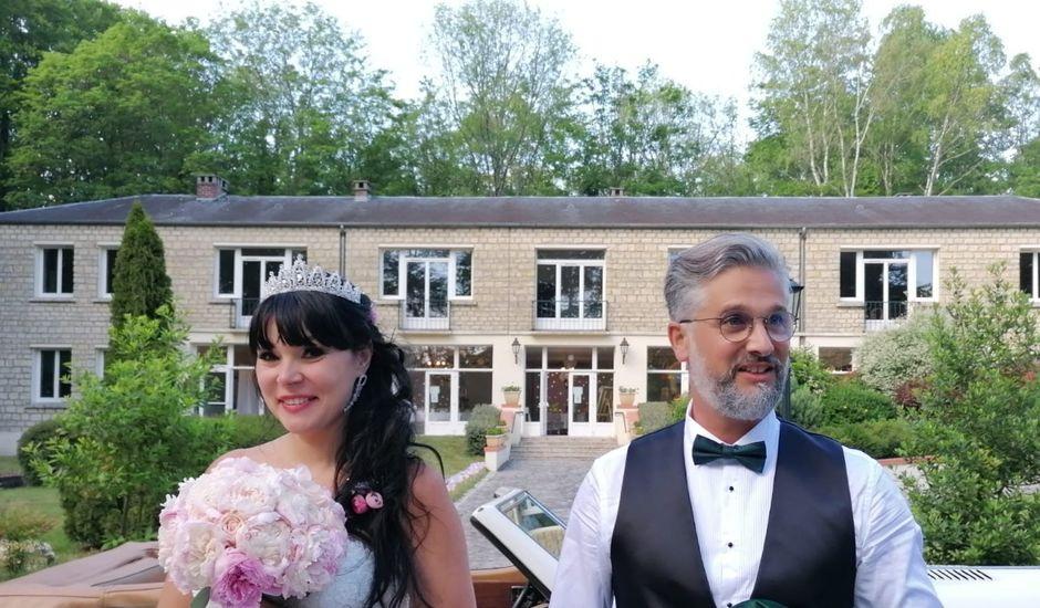 Le mariage de Fabrice et Gwenaëlle  à Meaux, Seine-et-Marne