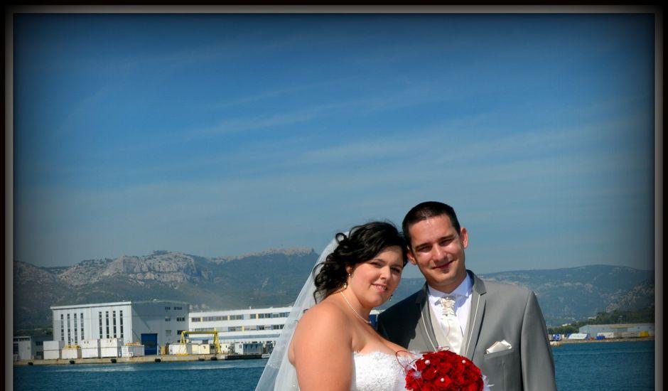 Le mariage de Aurélien et Fanny à La Seyne-sur-Mer, Var