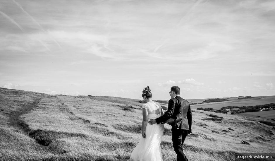 Le mariage de Mathieu et Camille à Sangatte, Pas-de-Calais