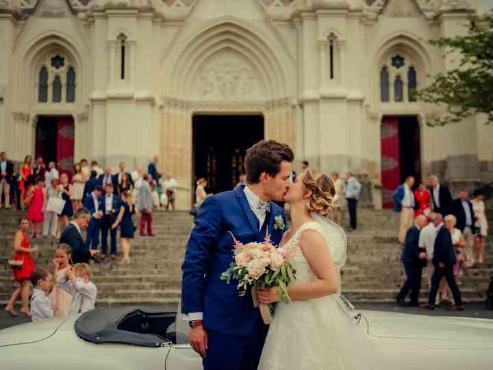 Le mariage de Amandine et Arnaud