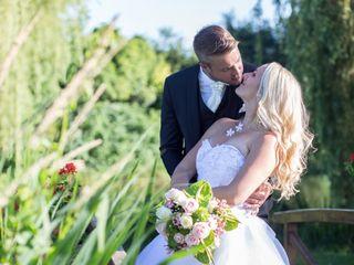 Le mariage de Cécilia et Damien