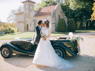 Le mariage de Delphine et Jarle