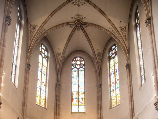 Le mariage de Damien et Cécilia à Blodelsheim, Haut Rhin 19