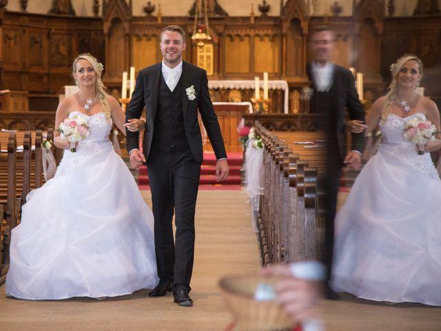Le mariage de Damien et Cécilia à Blodelsheim, Haut Rhin 20