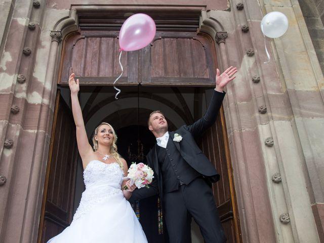 Le mariage de Damien et Cécilia à Blodelsheim, Haut Rhin 25