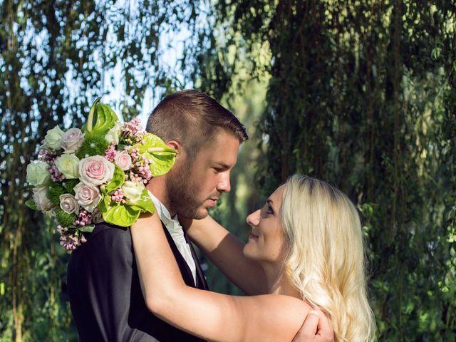 Le mariage de Damien et Cécilia à Blodelsheim, Haut Rhin 35